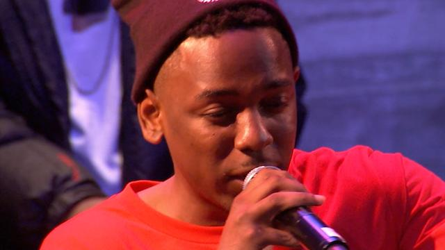 Sessions: Kendrick Lamar - Backseat Freestyle (Last.fm Live in NYC)