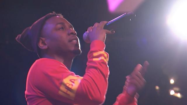 Sessions: Kendrick Lamar - Money Trees (Last.fm Live in NY)