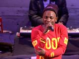 Kendrick Lamar - Backseat Freestyle (Last.fm Live in NY)