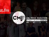 Last.fm @ CMJ 2014