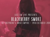Last.fm Live present Blackberry Smoke