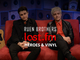 The Last Word: The Ruen Brothers on their musical heroes and vinyl record collections