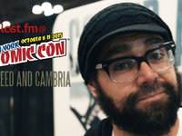 Coheed and Comics: Last.fm @ NYCC 2015