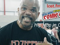 Hip-Hop in Comics: Last.fm @ NYCC 2015