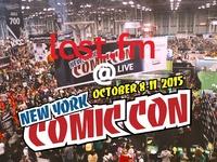 Musical Geekdom: Last.fm @ NYCC 2015