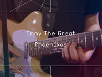 Emmy The Great - Phoenixes (Last.fm Sessions)