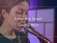 Emmy The Great - Social Halo (Last.fm Sessions)