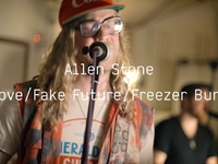 Allen Stone - Love/Fake Future/Freezer Burn [Medley] (Last.fm Lightship95 Series)
