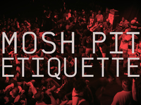The Last.fm Guide to... Mosh Pit Etiquette