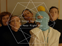 8 Songs You Need To Hear Right Now - 10/28/16