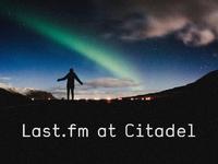 Last.fm at Citadel Festival 2017