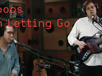 Hoops - On Letting Go (Last.fm Sessions)