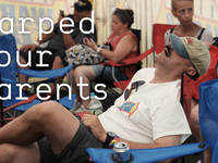 A Day With The Parents of Warped Tour