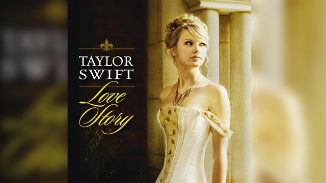 Taylor Swift - Love Story (Lyric Video)