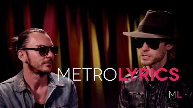 Thirty Seconds To Mars Interview - LINER NOTES