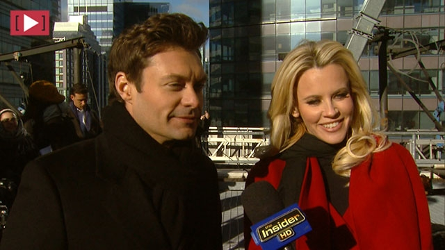 Is Ryan Seacrest Planning a Secret Wedding?