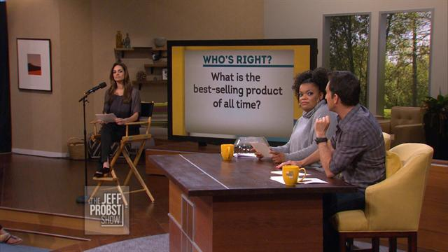 Jeff Probst: Test Your Lie Detection Skills!