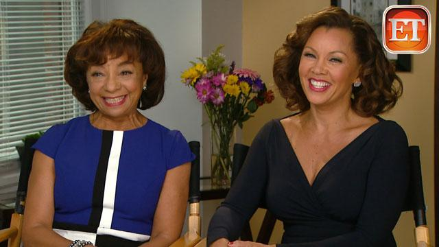 ETonline: Vanessa Williams' Mom on Her Childhood Talents