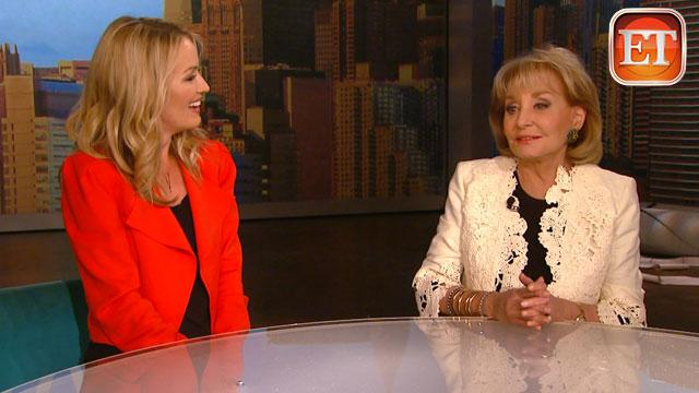 ETonline: Is 'DWTS' What's Next for Barbara Walters?