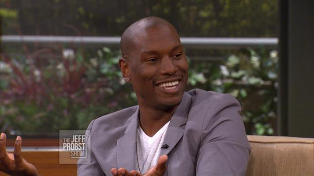 Jeff Probst: Jeff's Full Interview with Tyrese Gibson