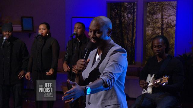 Jeff Probst: Tyrese Performs 'Best Of Me'