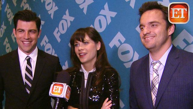ETonline: 'New Girl' Cast Dishes on Tonight's Season Finale