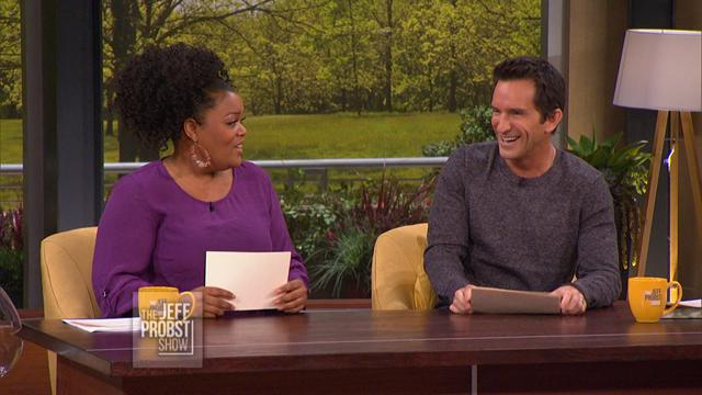 Jeff Probst: Lisa Goes to Pole Dancing Class!