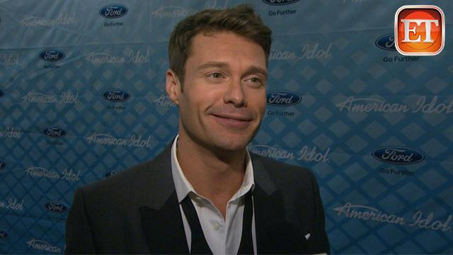 ETonline: Is Ryan Seacrest Leaving 'Idol'?