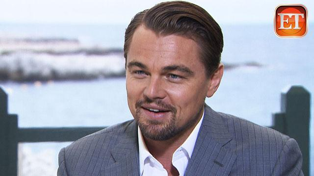 ETonline: Leo DiCaprio on Partying 'Gatsby' Style in Cannes