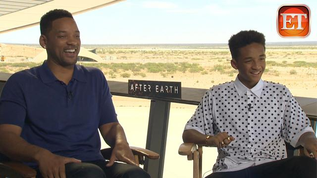 ETonline: Jaden Smith 'Wasn't Aware' of Emancipation Rumors