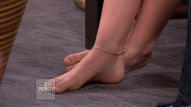 Jeff Probst: Could You Go A Whole Year Without Shoes?
