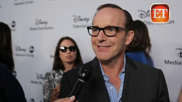 ETonline: Clark Gregg Promises Satisfying Death Resolution