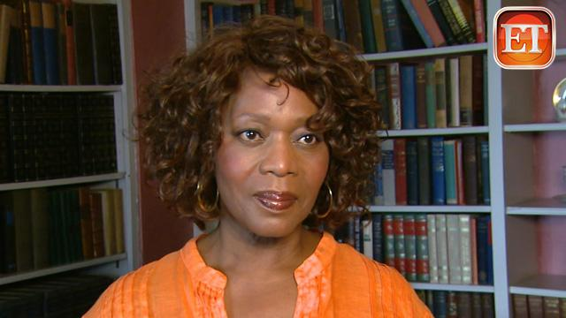 ETonline: Alfre Woodard on Her Home State of Oklahoma
