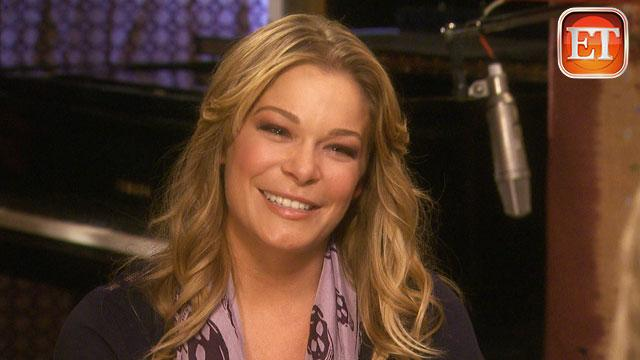 ETonline: LeAnn Rimes Reveals The Truth to Twist