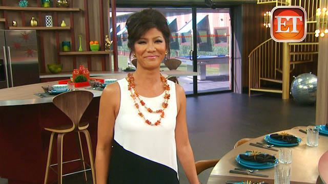 ETonline: Julie Chen Showcases 'BB' House & Reveals Twist