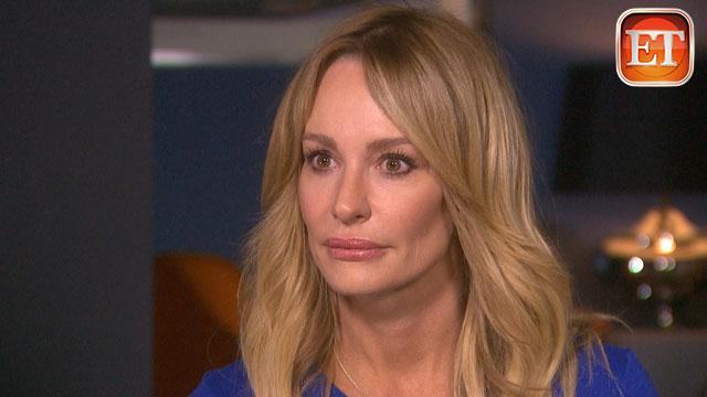 ETonline: Taylor Armstrong on Nigella's Assault Scandal