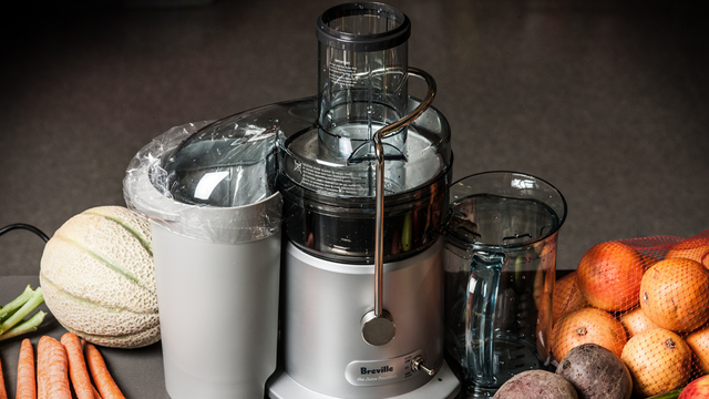 Breville Juice Fountain Plus Review - CHOW