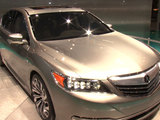Acura's RLX concept to replace its current sedan