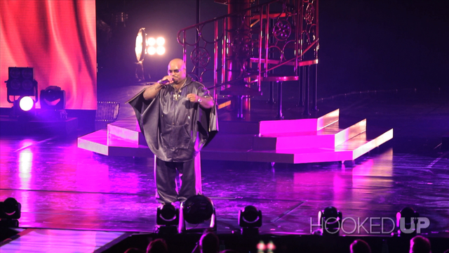 Hooked Up: An inside look at the tech behind Cee Lo Green's stage show