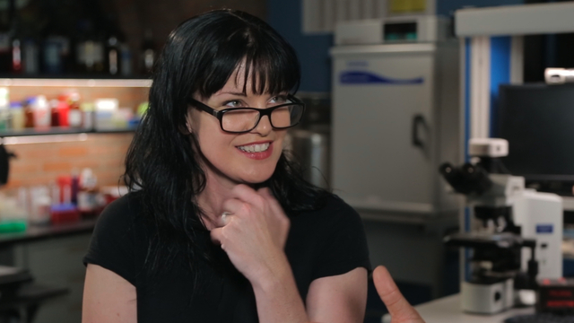Hooked Up: Check out the set of 'NCIS' with Pauley Perrette and her tech toys