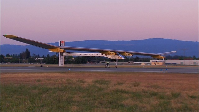 News: Solar plane that can fly at night begins cross-country trip