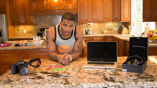 Hooked Up: Hang out with Nelly and see all the tech gadgets he can't live without