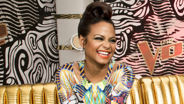 Hooked Up: The iPad-obsessed Christina Milian and her love of tech