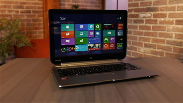 Toshiba Satellite Click hands-on: budget road to nowhere