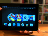 The Amazon Kindle Fire HDX 8.9 is a thinner HDX with a larger screen