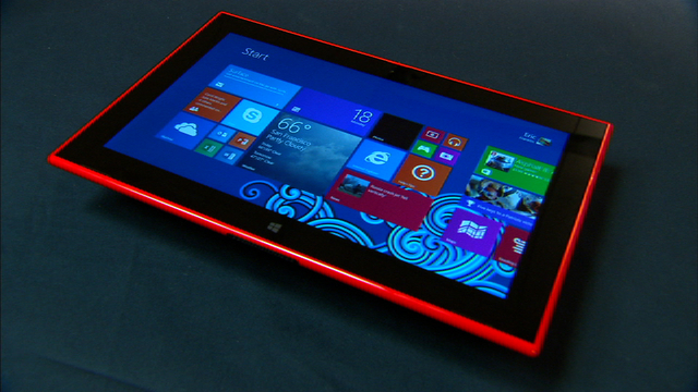 The Nokia Lumia 2520 lives in the shadow of Surface 2
