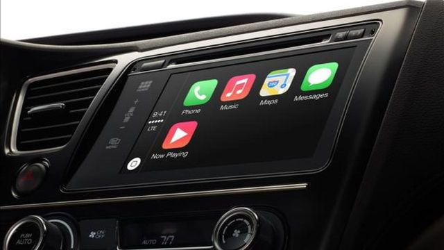 Apple CarPlay ready for the road ahead