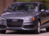 The Audi A3 remarkably moves the top tech down-market (CNET On Cars, Episode 43)