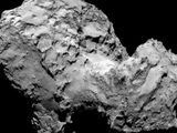 Humanity lands on a comet