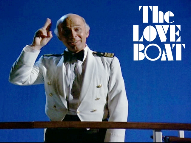 The Love Boat - The Captain's Table